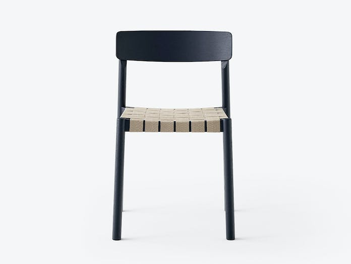 And Tradition Betty Chair Front Thau Kallio