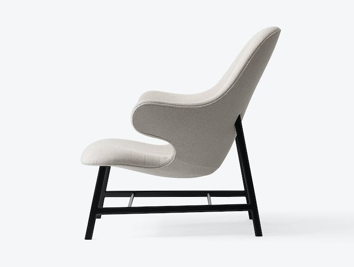 And Tradition Jh13 Catch Lounge Chair Side Jaime Hayon