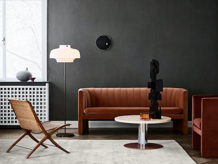And Tradition Loafer Sofa Armchair Space Copenhagen