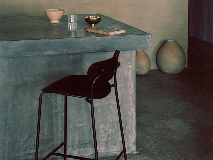 And Tradition Pavilion Stool Anderssen Voll