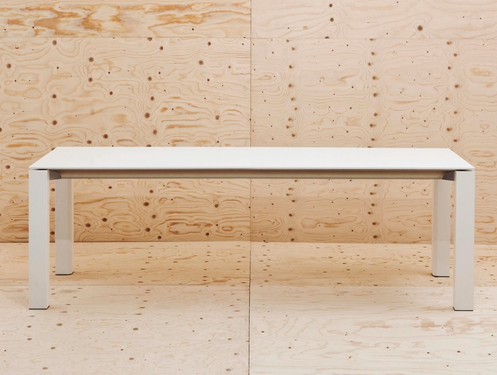 Andreu World Extra Table White