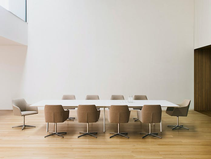 Andreu World Radial Conference Table