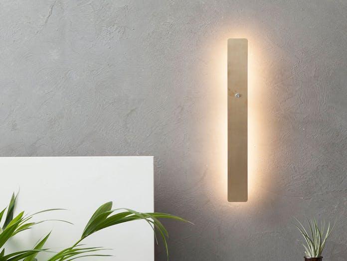 Anour Divar Model Wall Light Brass
