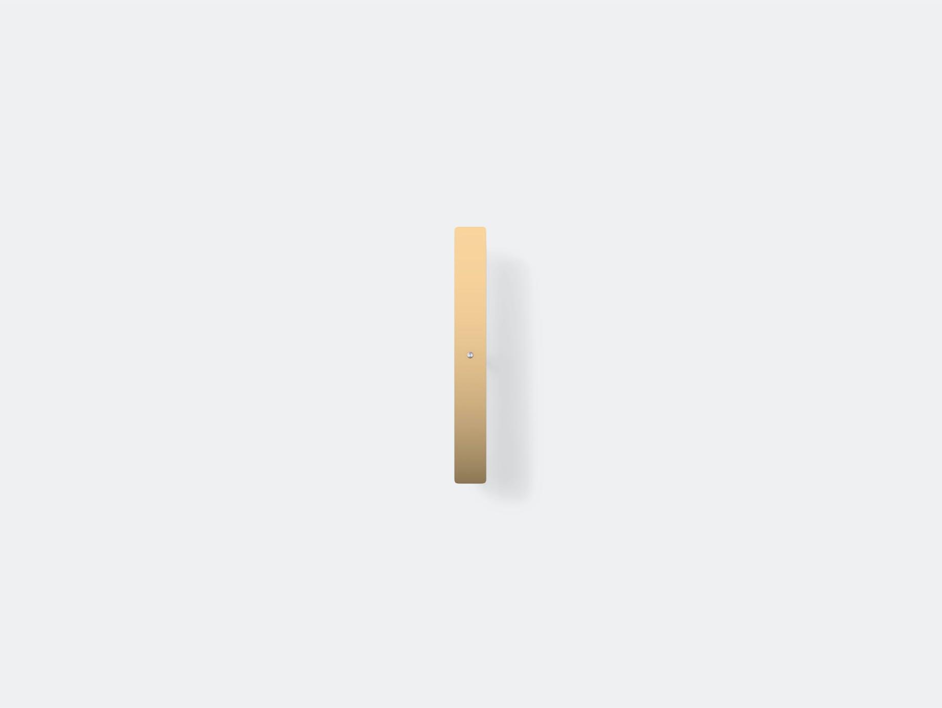 Anour Divar Model Wall Light Polished Brass 50Cm