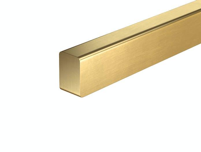 Anour I Model Pendant Light Brass End Detail Arash Nourinejad