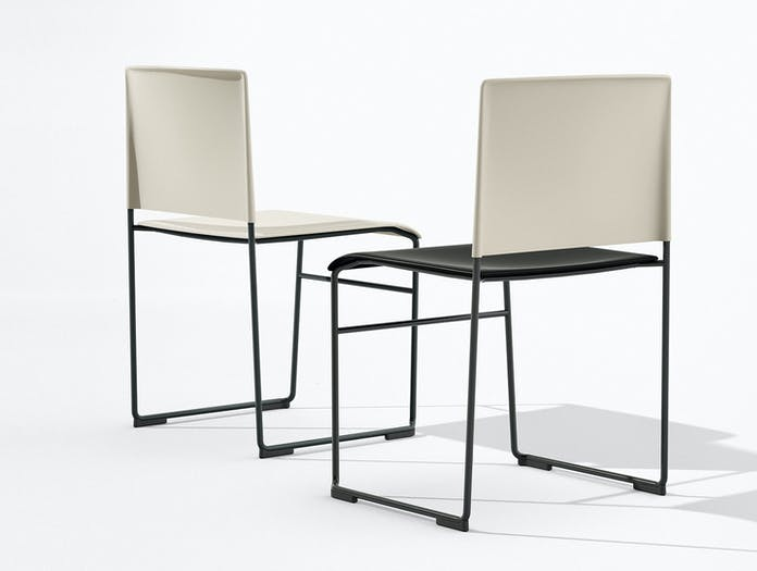 Arper Stacy Chairs 2 Lievore Altherr