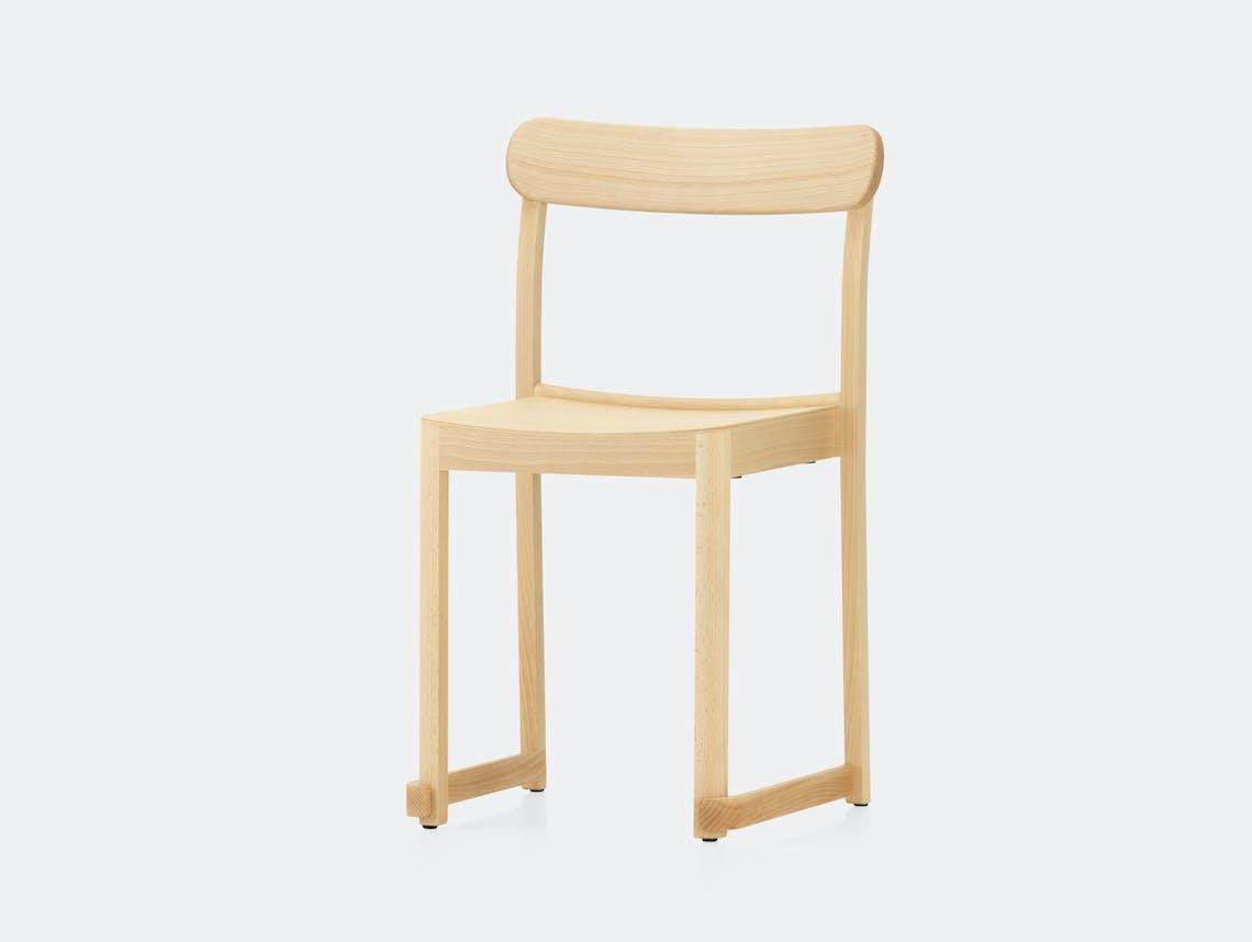 Artek Atelier Chair Beech Taf Architects