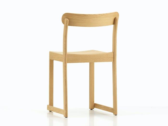 Artek Atelier Chair Oak Back Taf Architects