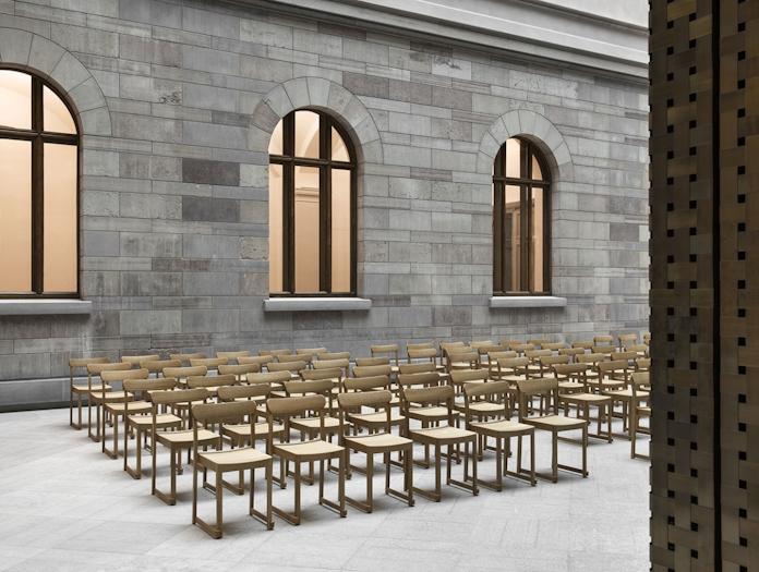 Artek Atelier Chairs 2 Taf Architects
