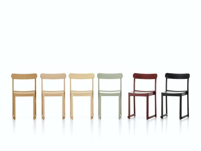 Artek Atelier Chairs Taf Architects