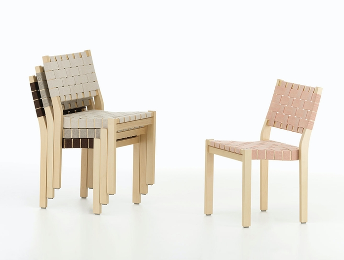 Artek Chair 611 Birch