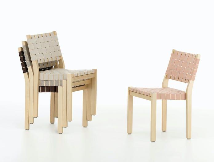Artek Chair 611 Birch
