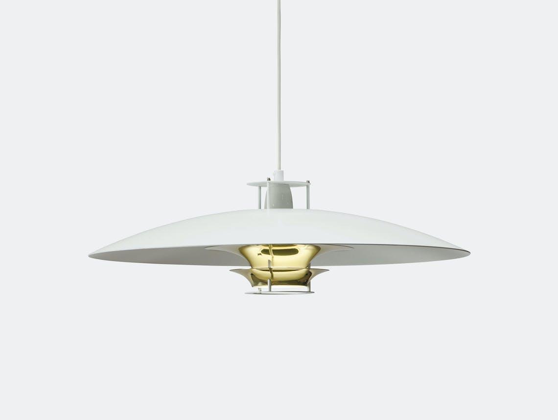 Artek Jl341 Pendant Light Brass Juha Leiviska
