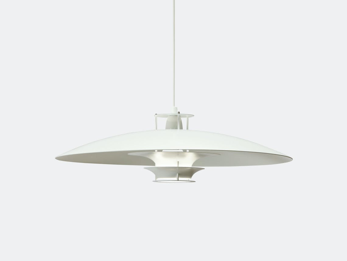 Artek Jl341 Pendant Light White Juha Leiviska