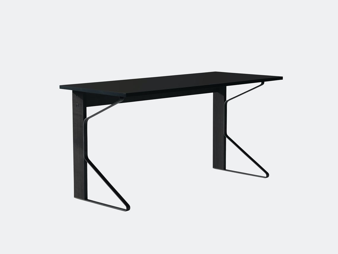 Artek Kaari Desk Blk Oak Hpl Ronan Erwan Bouroullec