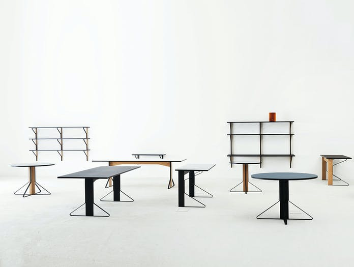 Artek Kaari Collection Ronan Erwan Bouroullec