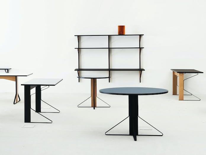 Artek Kaari Tables Shelves Ronan Erwan Bouroullec
