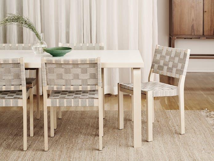 Artek Chair 611 Table 83 Photo Riikka Kantinkoski