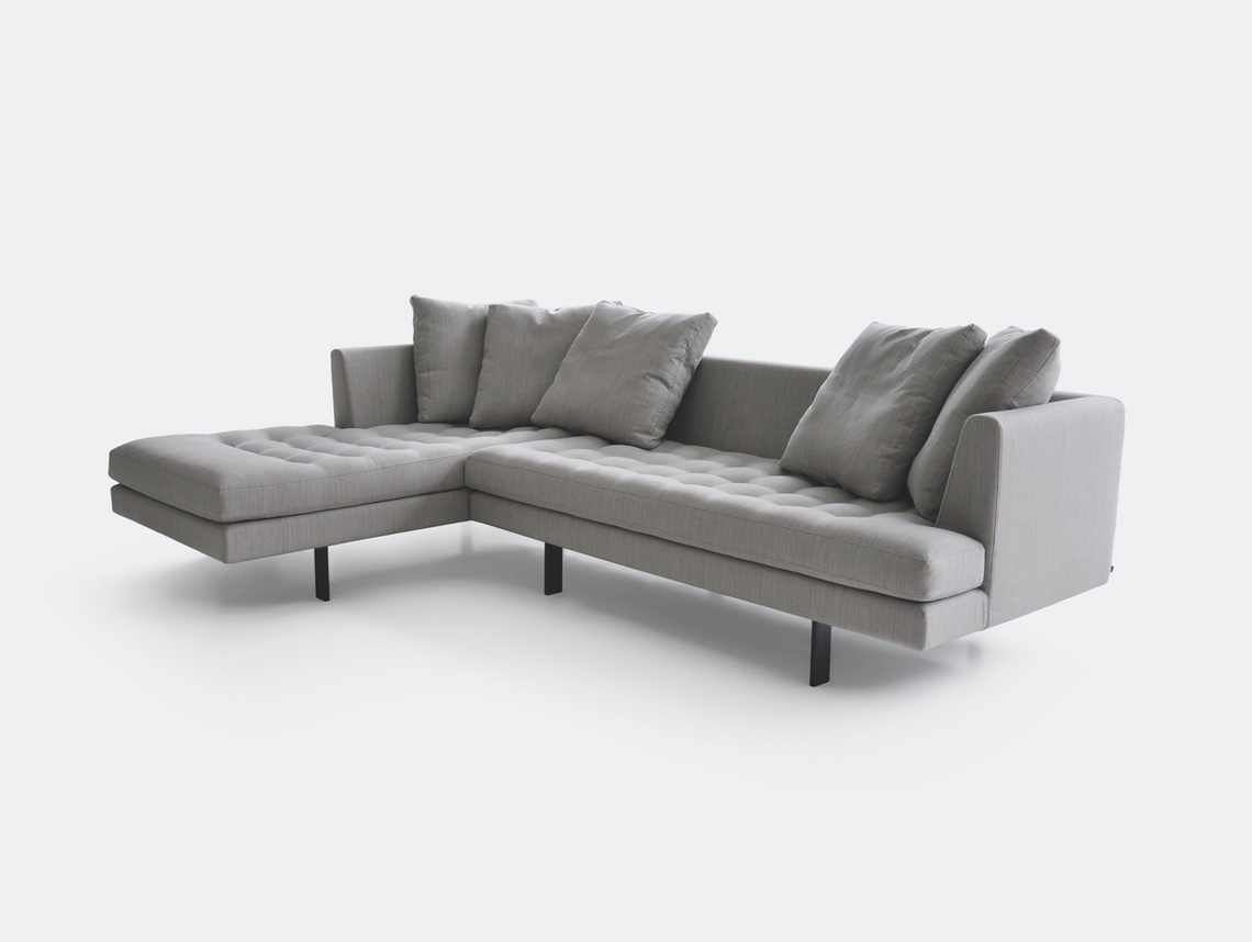 Bensen Edward Sectional Sofa L 265 Left Chaise