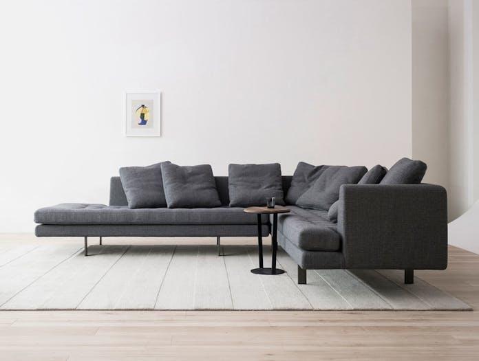 Bensen Edward Sectional Sofa L 300 Left Chaise