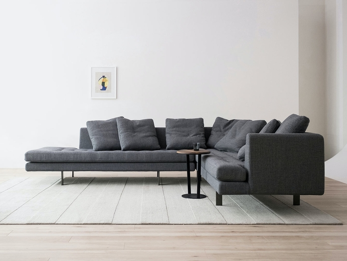 Bensen Edward Sectional Sofa L 300 Left Chaise