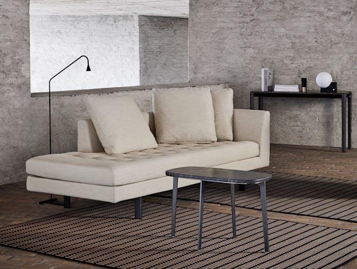Bensen Edward Sectional Sofa Chaise