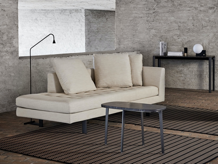 Bensen Edward Sectional Sofa Chaise