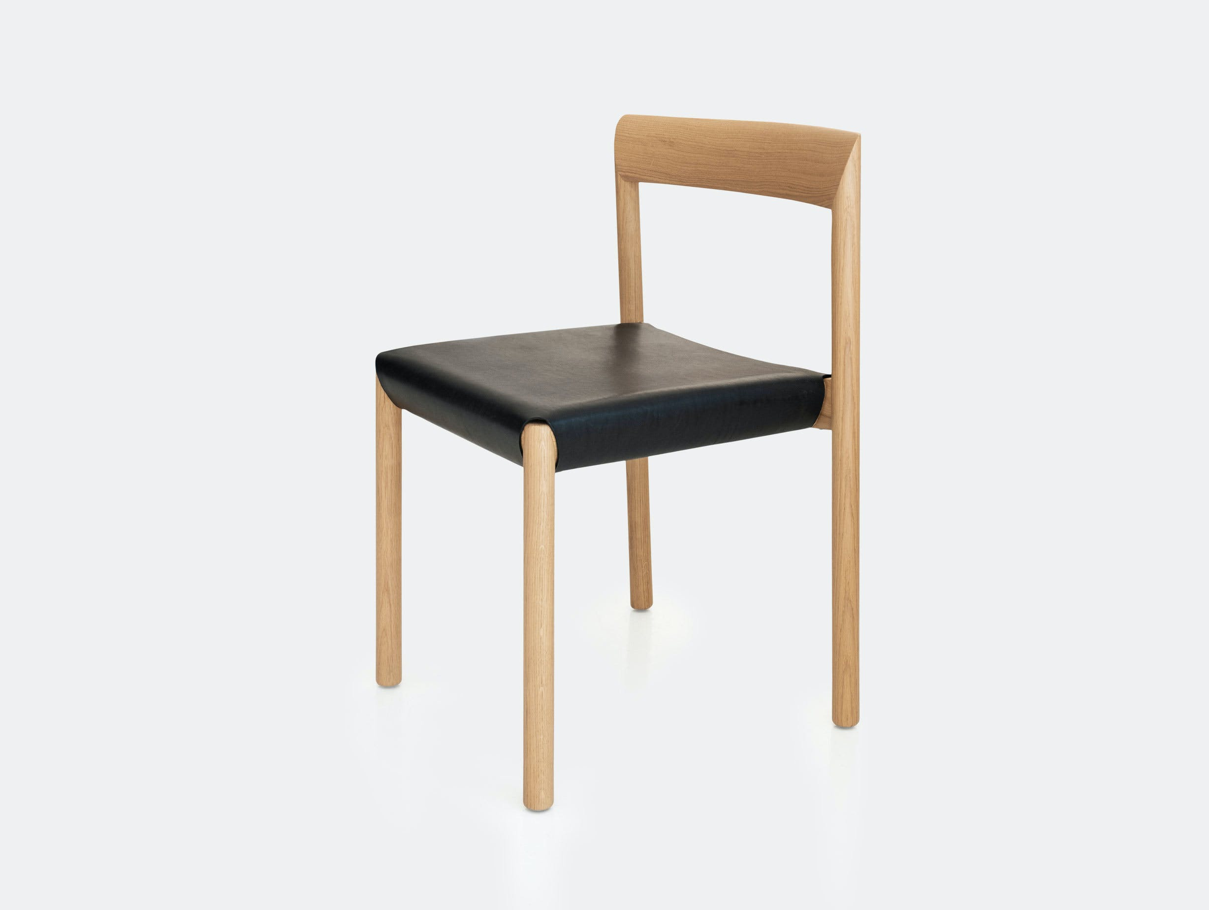 Bensen Stax Chair Oak Niels Bendtsen