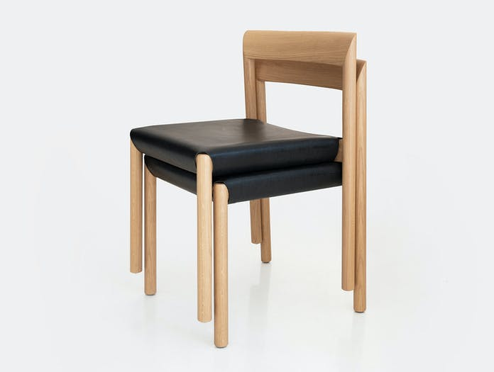 Bensen Stax Chairs Stacked Niels Bendtsen