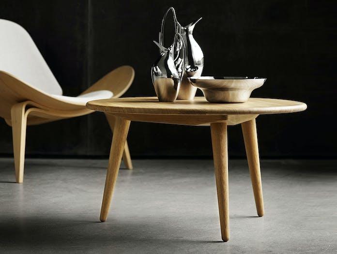 Carl Hansen Ch07 Ch008 Coffee Table