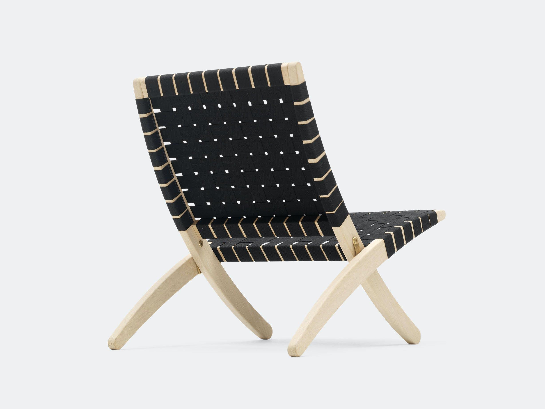Carl Hansen Mg501 Cuba Chair Oak Black Morten Gottler