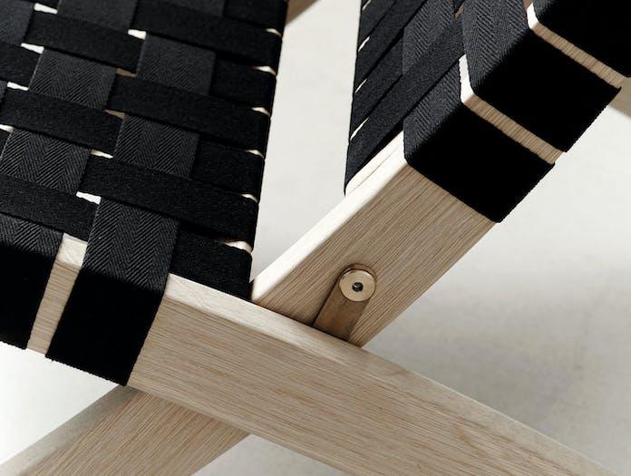 Carl Hansen Mg501 Cuba Chair Oak Black Detail Morten Gottler