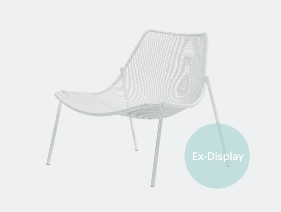 Round Outdoor Lounge Chair / 50% off at £185 image