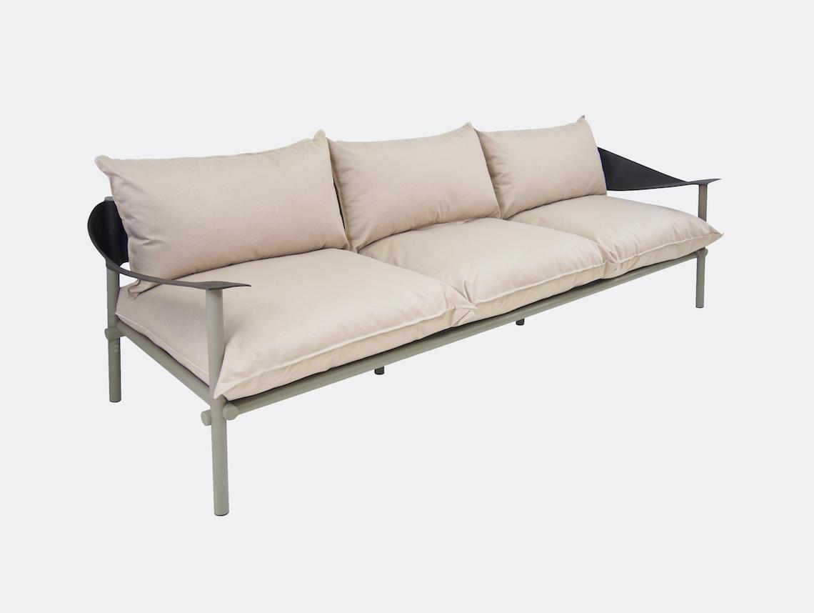 Emu Terramare Sofa 3 Seater Studio Chiaramonte Marin