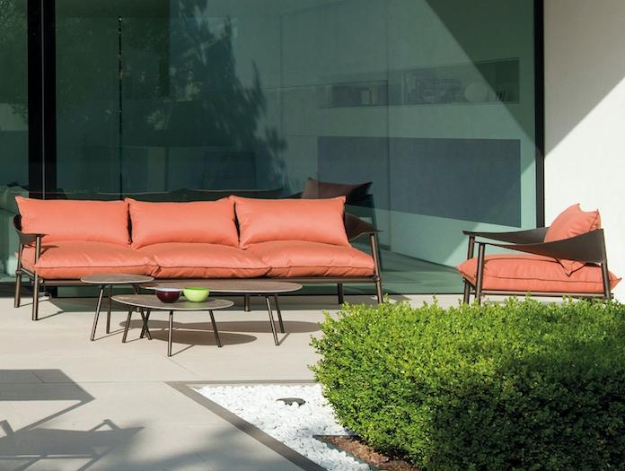 Emu Terramare Sofa Lounge Chair Studio Chiaramonte Marin