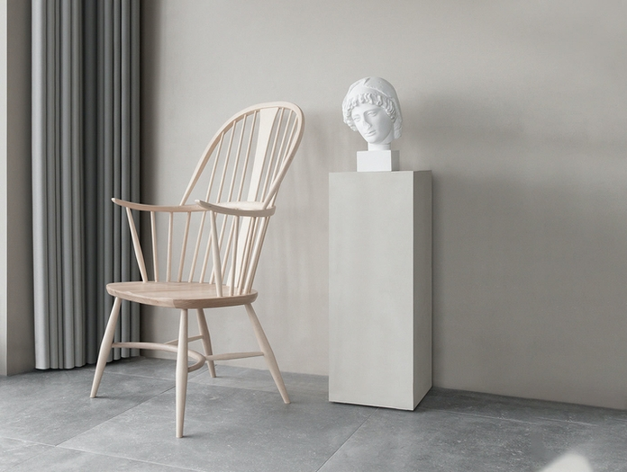 Ercol Originals Chairmakers Lucian Ercolani
