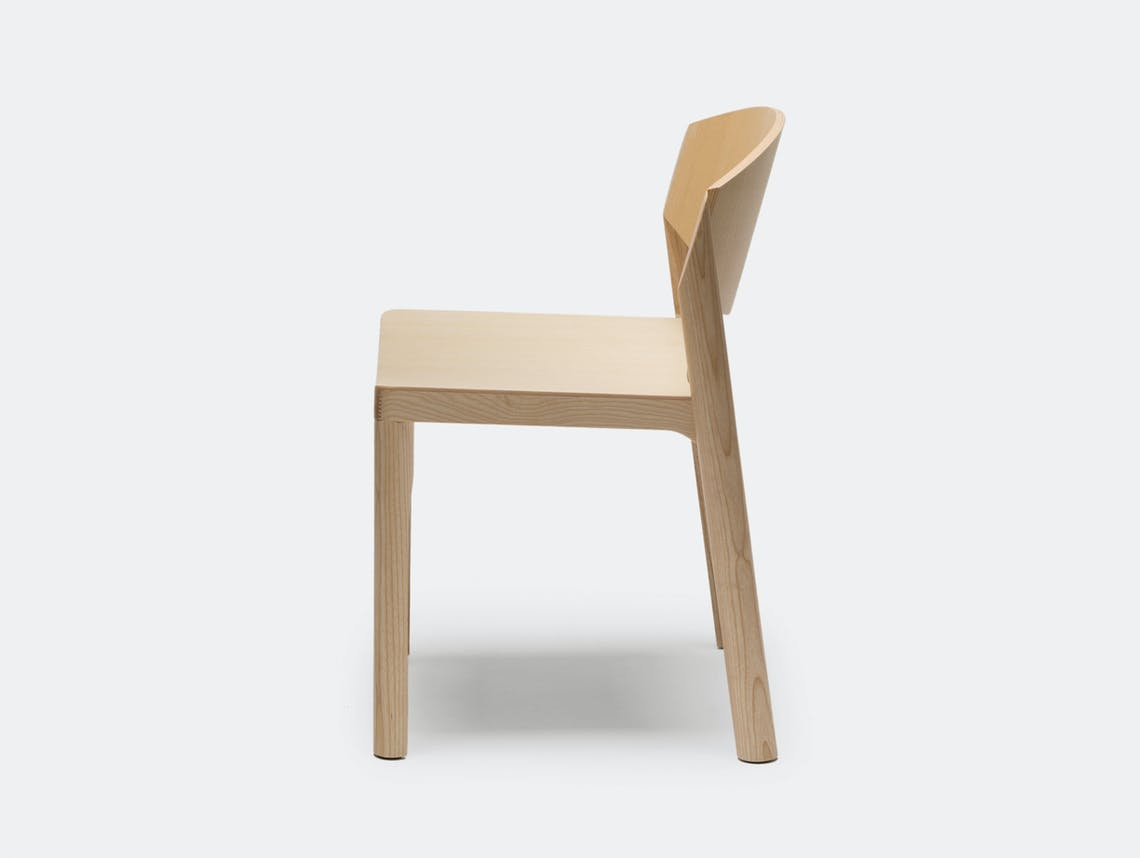 Established And Sons Mauro Chair Ash Mauro Pasquinelli