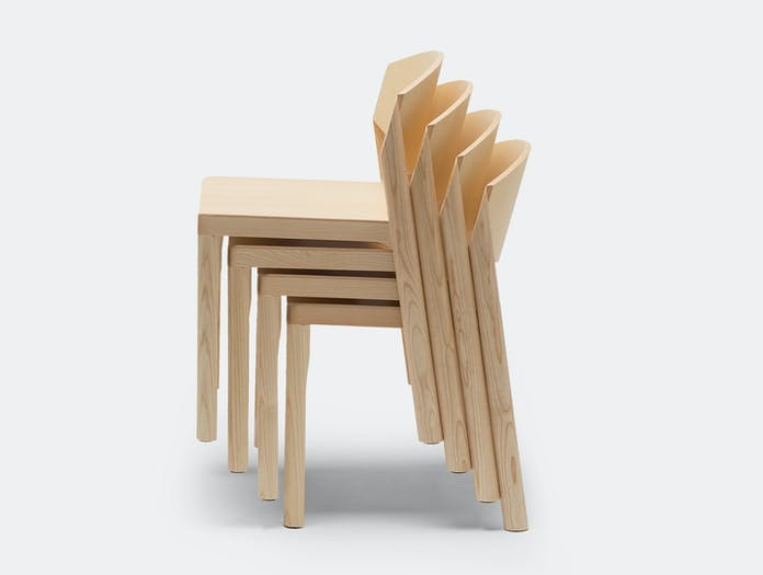 Established And Sons Mauro Chair Stack Mauro Pasquinelli