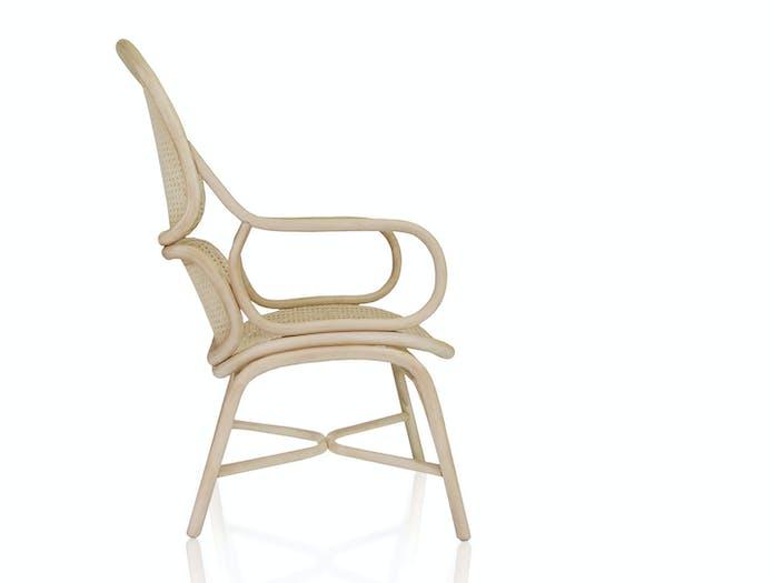 Expormim Frames Armchair Side Rattan Jaime Hayon