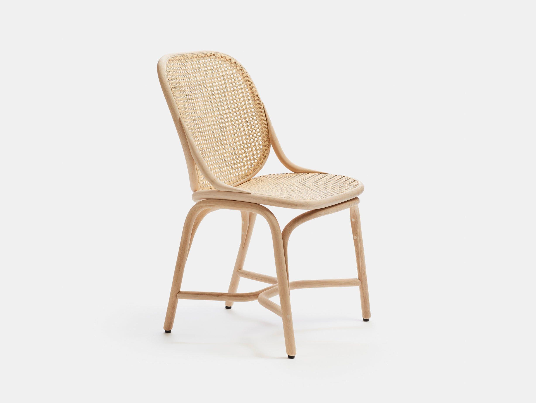 Expormim Frames Side Chair Natural Rattan Jaime Hayon