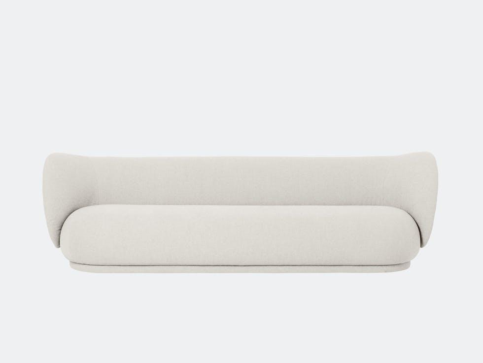Rico Four Seater Sofa image