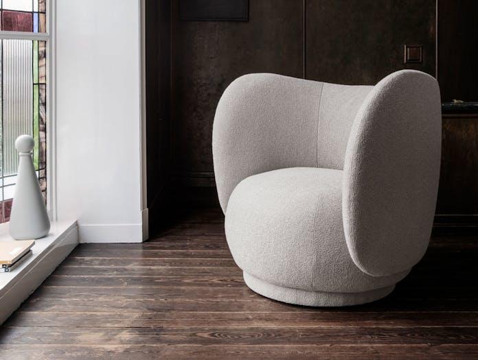 Ferm Living Rico Lounge Chair 2