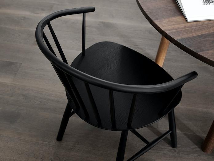 Frederecia Johansson J64 Chair Detail