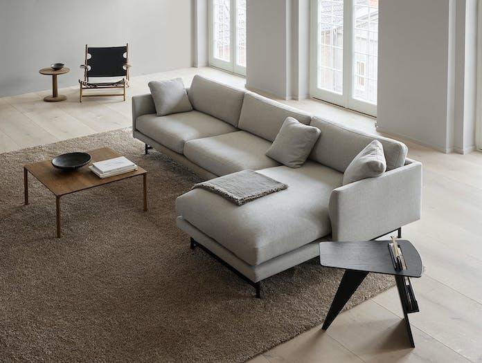 Fredericia Calmo Sofa With Chaise Hugo Passos