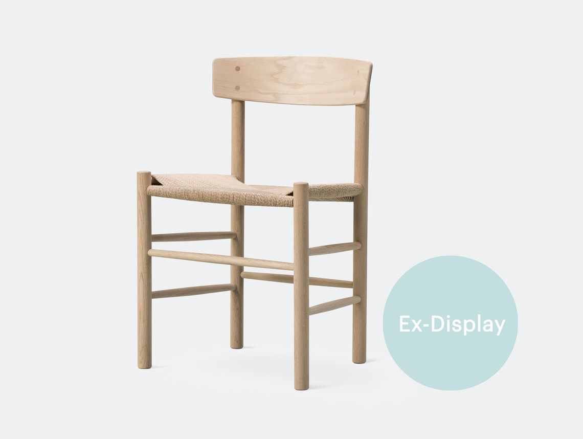 Fredericia J39 Chair Oak Ex Display
