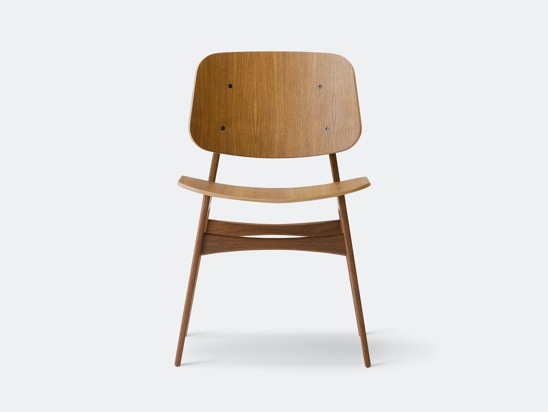 Wood Base Søborg Chair image