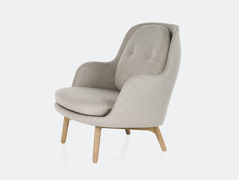 Fritz Hansen Jh5 Fri Easy Chair Jaime Hayon
