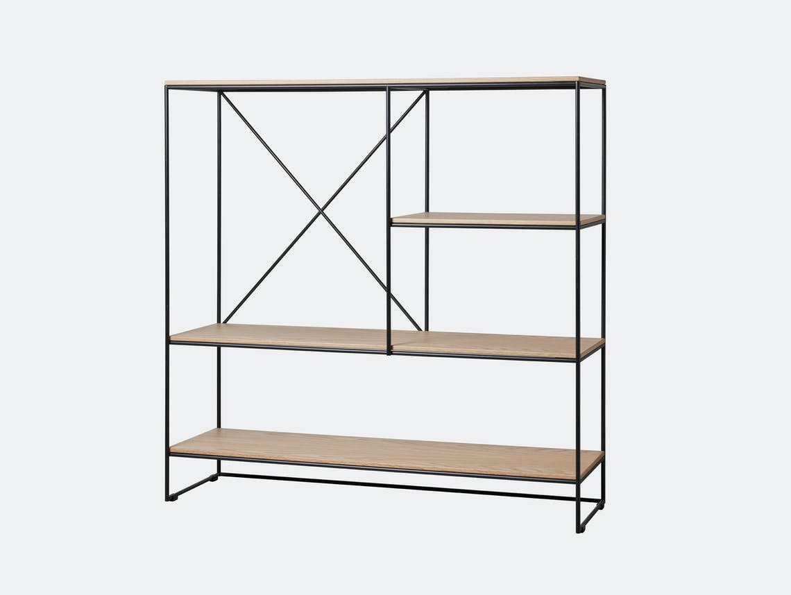 Fritz Hansen Planner Shelving Mc510 Paul Mc Cobb