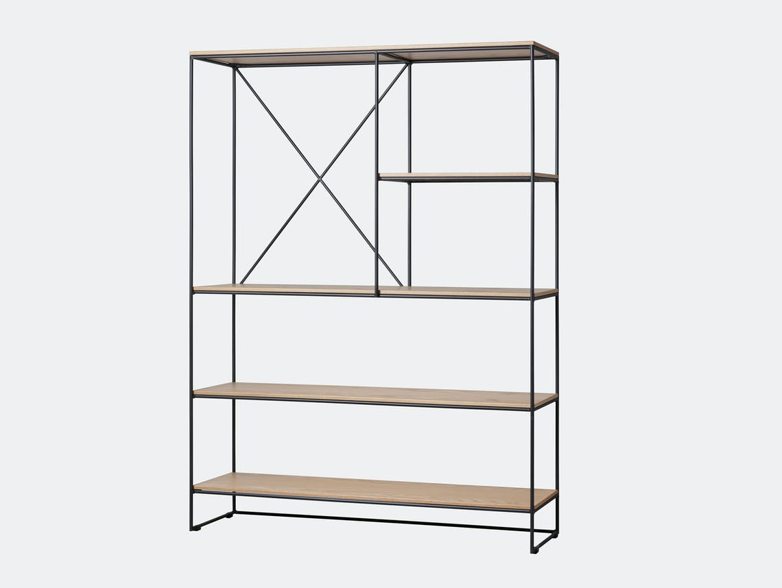 Fritz Hansen Planner Shelving Mc520 Paul Mc Cobb