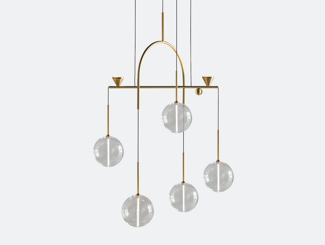 Giopato And Coombes Dew Drops Chandelier 5